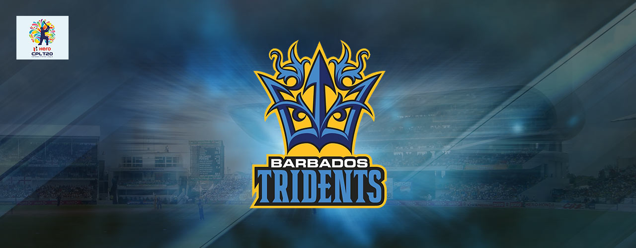 Barbados Tridents - CPL 2018