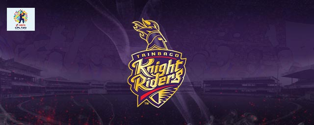 Trinbago Knight Riders - CPL 2019